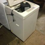 福山市道三町付近で回収した洗濯機です。