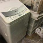 尾道市日比崎町付近で回収した洗濯機です。