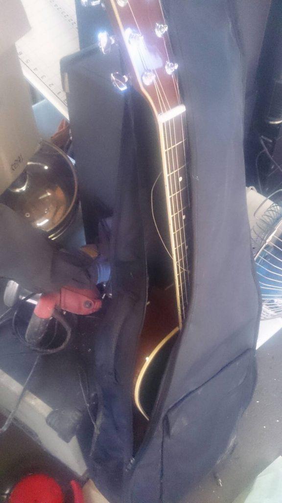 不用品回収_福山市新市町常_アコースティックギター