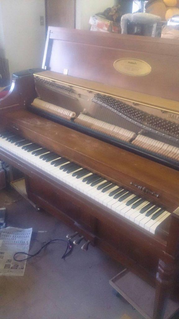 不用品回収_福山市新市町常_ピアノ