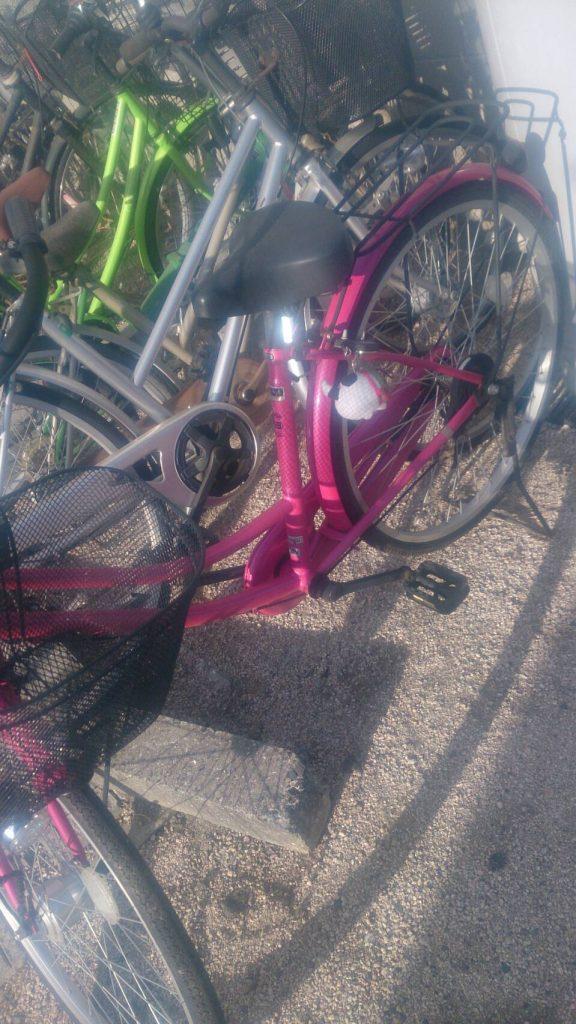 不用品回収_福山市新市町常_自転車