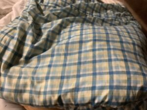 福山市春日町で回収した布団