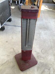 福山市新市町で回収したヒーター